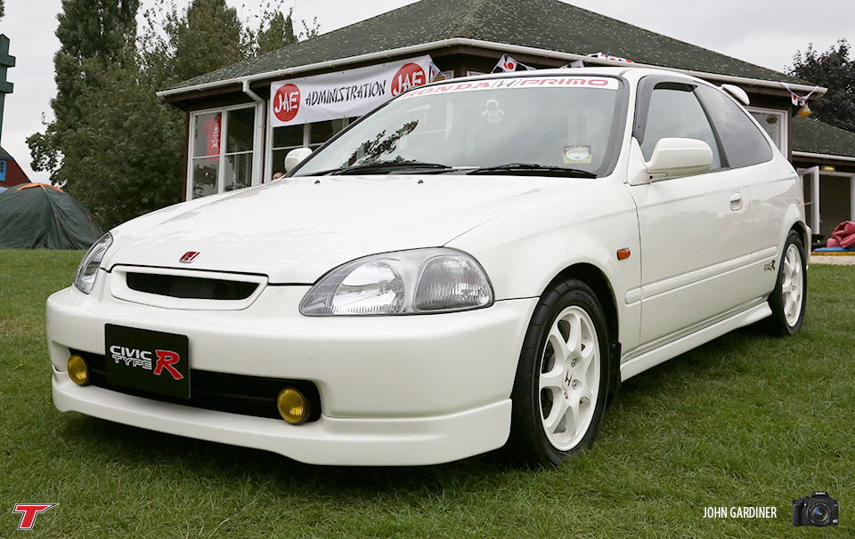 This OEM EK9 was truly remarkable. The Pristine condition of this example made it one of our favourite cars of the show.