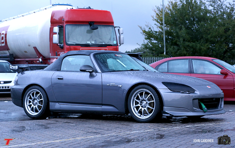 Kim's S2000 with Ings Wing. Perfect setup for the street or track!