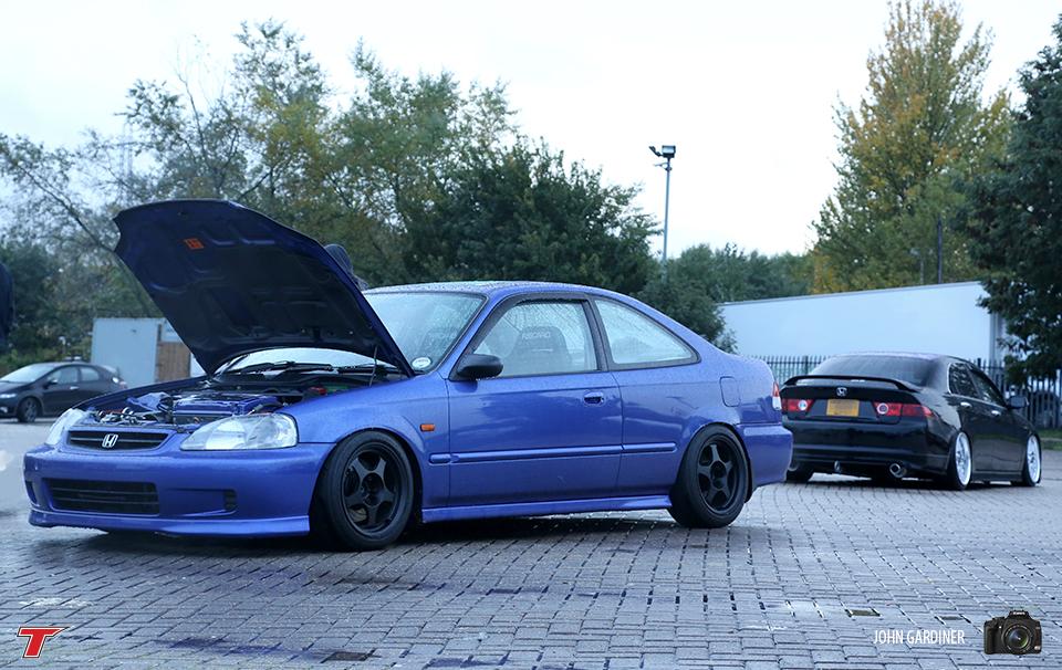 Clean EK Coupe.