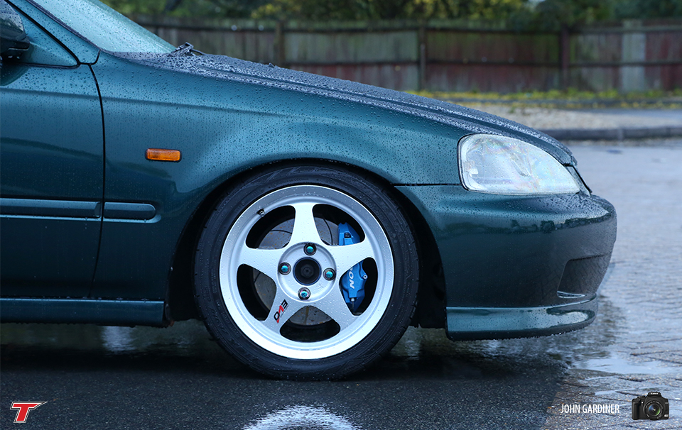 EK with a sick combo.. Clean!